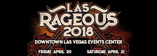A Perfect Circle, Five Finger Death Punch To Headline Las Rageous 2018